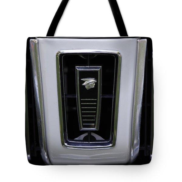 1968 Cougar Tote Bag