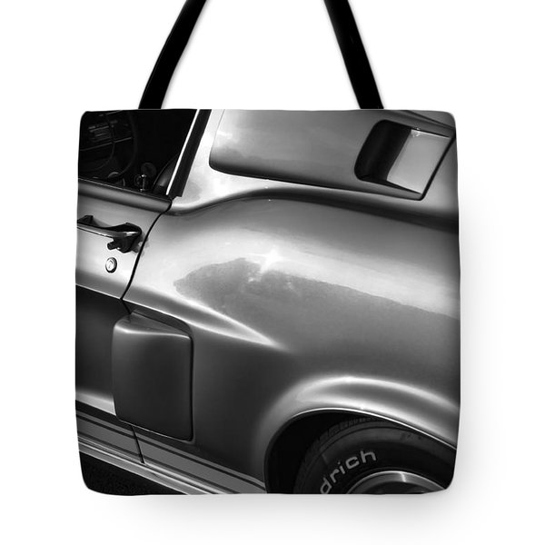 1968 Ford Mustang Shelby Gt 350 Tote Bag by Gordon Dean II