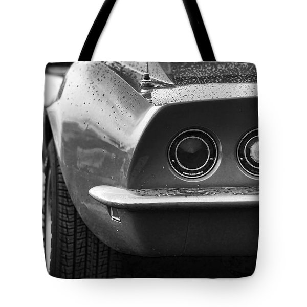 1969 Chevrolet Corvette Stingray Tote Bag