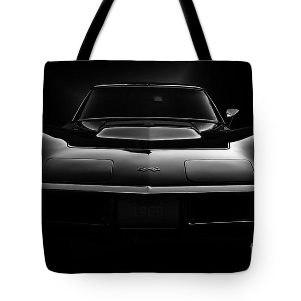 1969 Corvette  Tote Bag