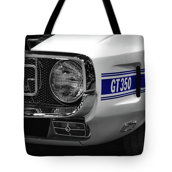 1969 Ford Mustang Shelby Gt350 1970 Tote Bag