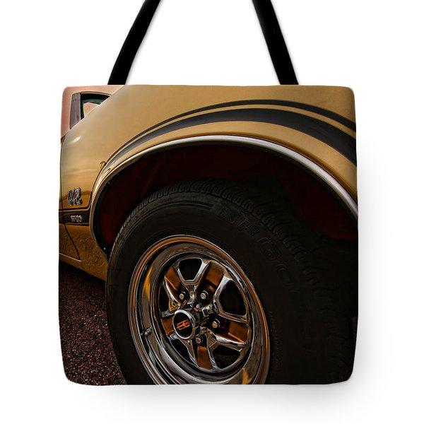 1970 Oldsmobile Cutlass 4-4-2 W-30  Tote Bag by Gordon Dean II