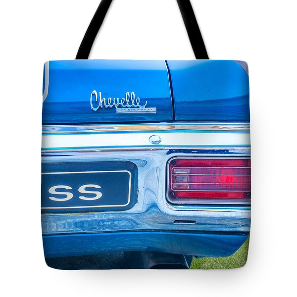 1970 Tailights Tote Bag
