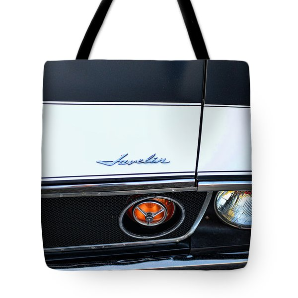 1974 Amc Javelin Front Tote Bag by Paul Ward