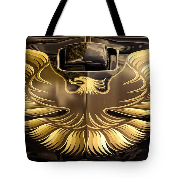 1979 Pontiac Trans Am  Tote Bag