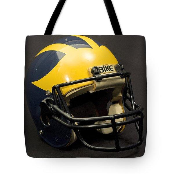 1980s Wolverine Helmet Tote Bag