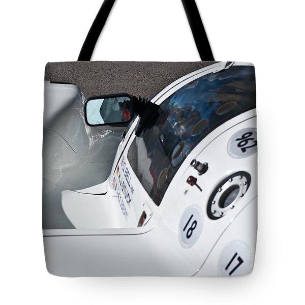 1987 Porsche 962c Tote Bag