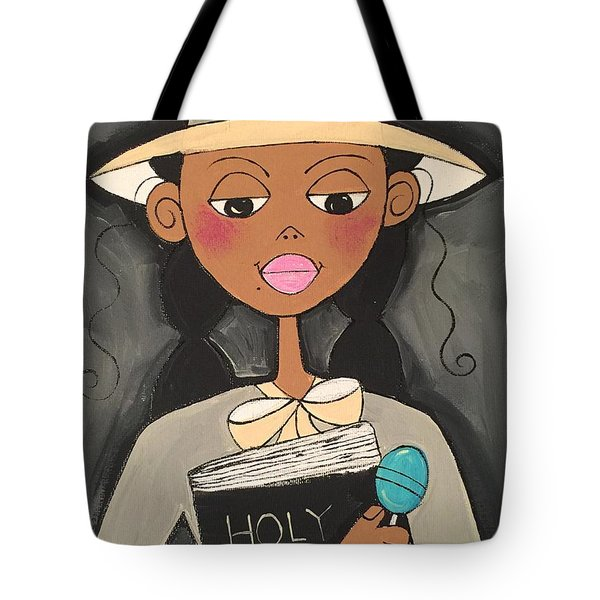 1st Sunday Tote Bag