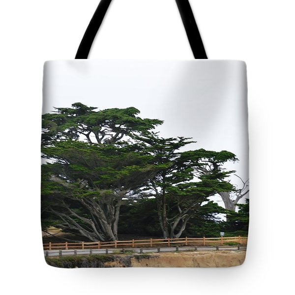 17-mile Drive Tote Bag