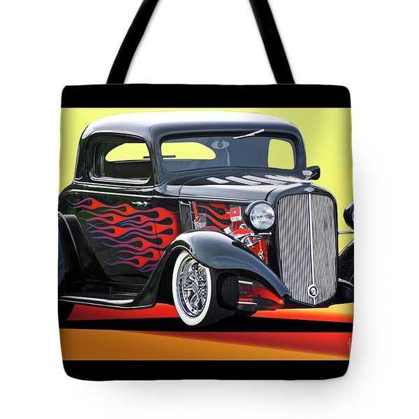 1933 Chevrolet Coupe Tote Bag