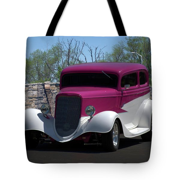 1933 Ford Vicky Tote Bag