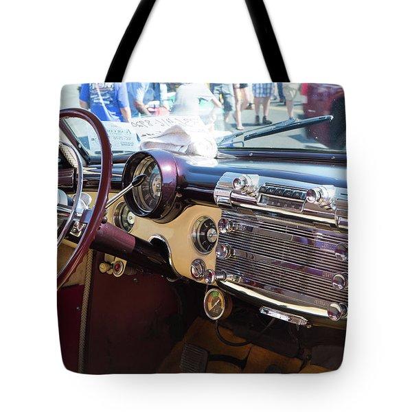 1952 Buick Super Riviera Tote Bag