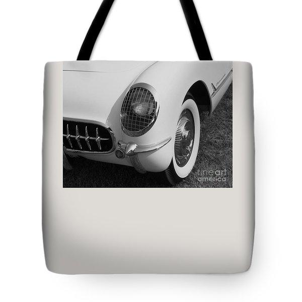 1953 Corvette Tote Bag