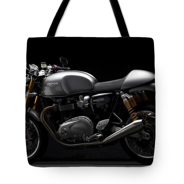 2016 Triumph Thruxton R Tote Bag