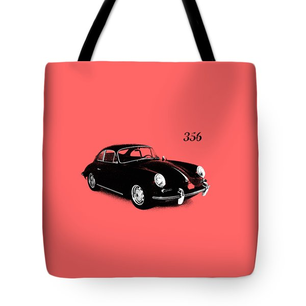 356 Tote Bag by Mark Rogan