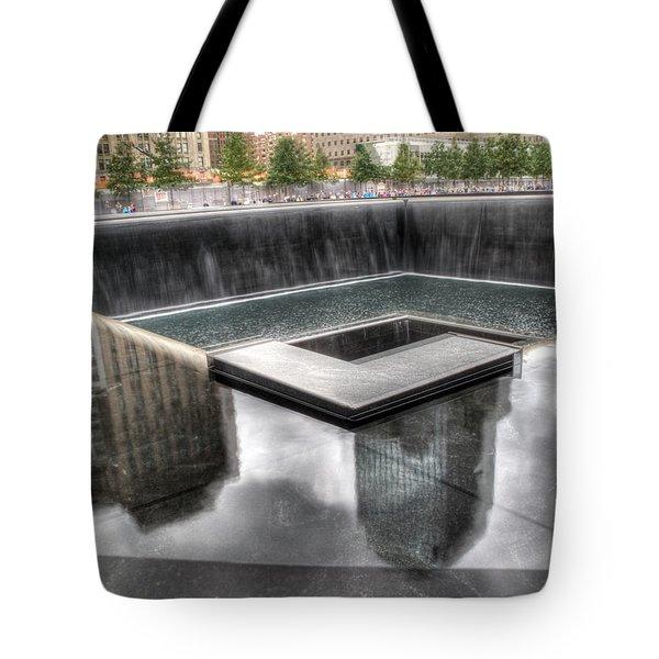 911 Memorial Tote Bag
