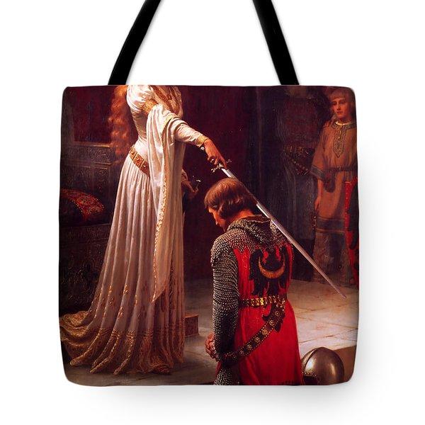 Accolade Tote Bag