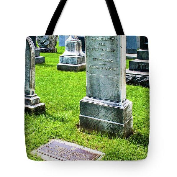 Alonzo H Cushing Tote Bag