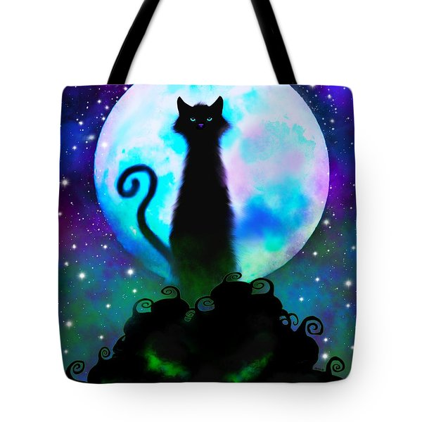 Another Spooky Night Tote Bag