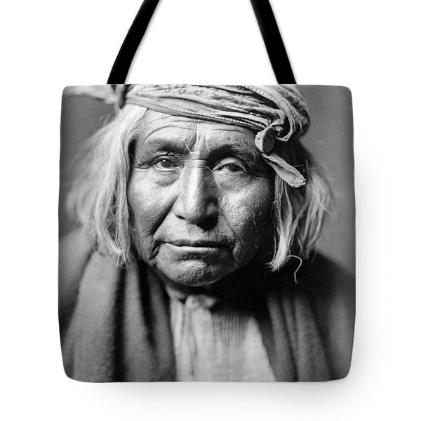 Apache Man, C1906 Tote Bag by Granger