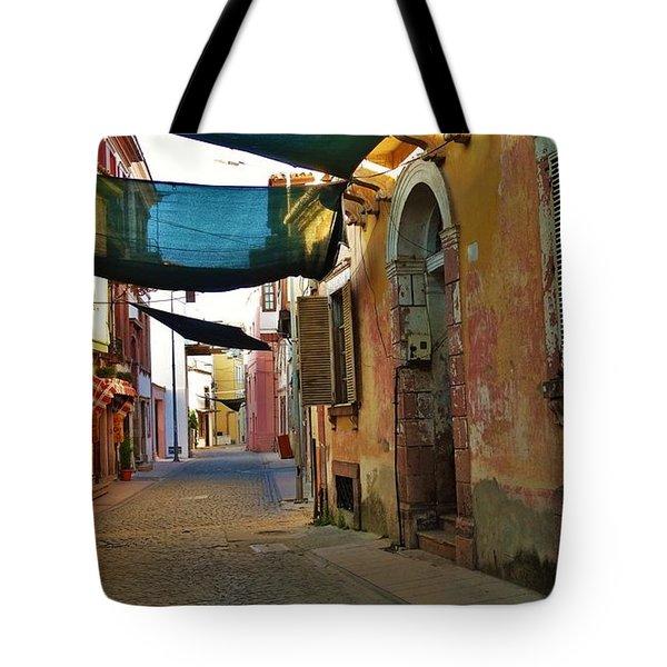 Ayvalik Turkey Tote Bag