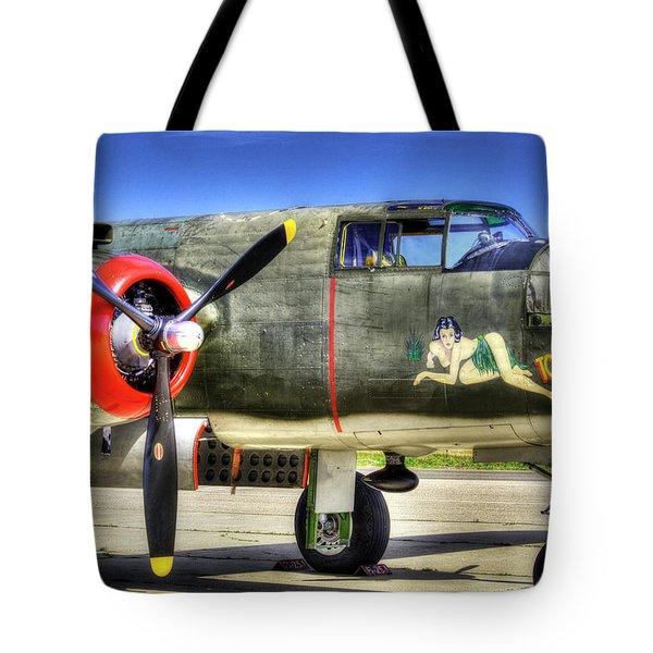 B-25  Tote Bag