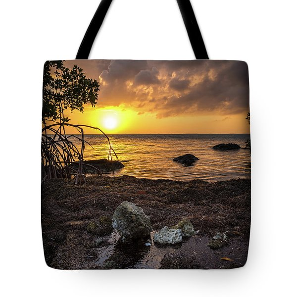 Bahia Honda Sunset Tote Bag