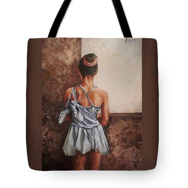 Bailarina Tote Bag