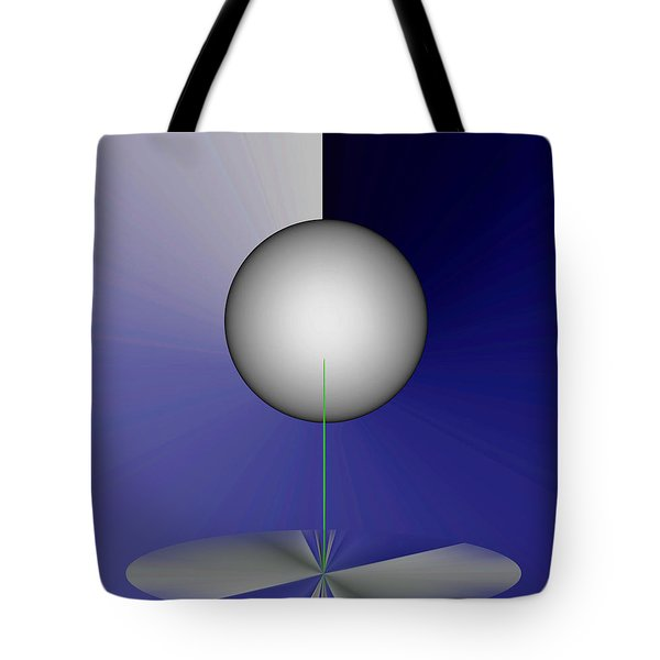 Balance Tote Bag by John Krakora
