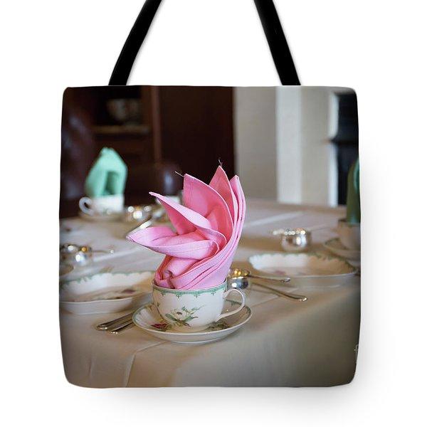 Ballantyne Tea Tote Bag