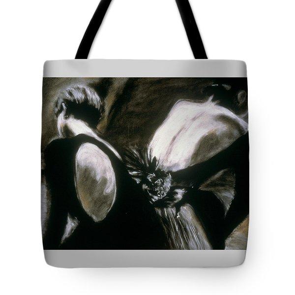 2 Ballerinas Tote Bag