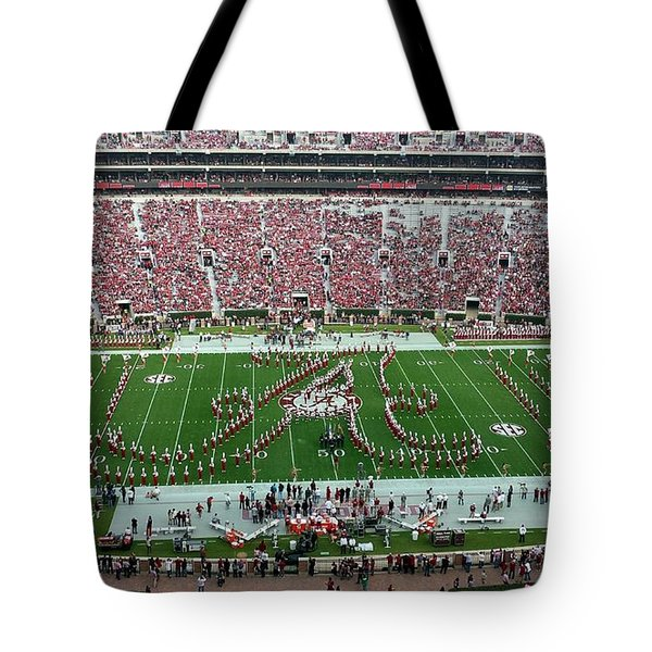Bama A Panorama Tote Bag