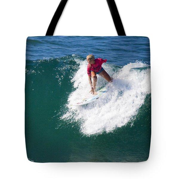 Bethany Hamilton Tote Bag
