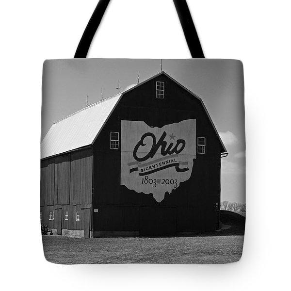 Bicentennial Barn Tote Bag