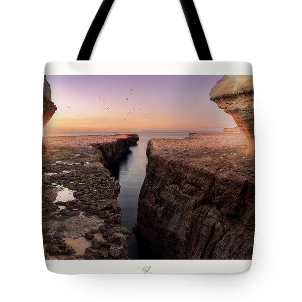 Blata Tal-melh - Salt Rock Tote Bag