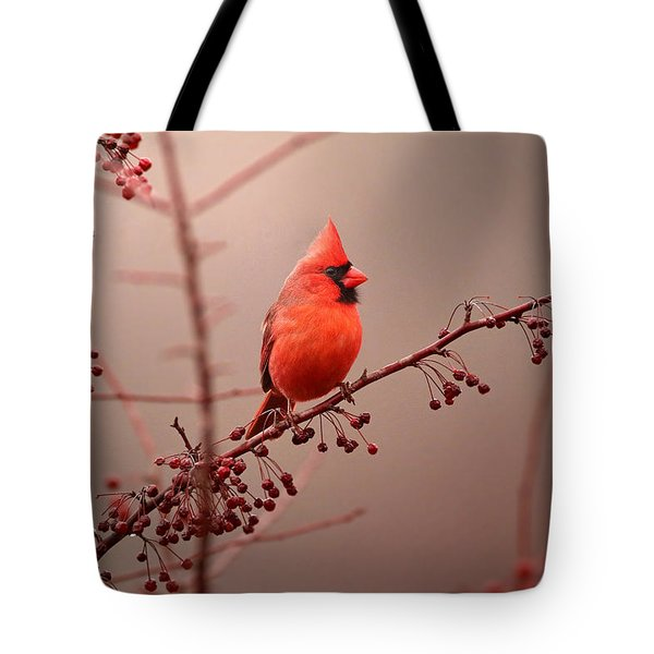 Bold Beauty Tote Bag