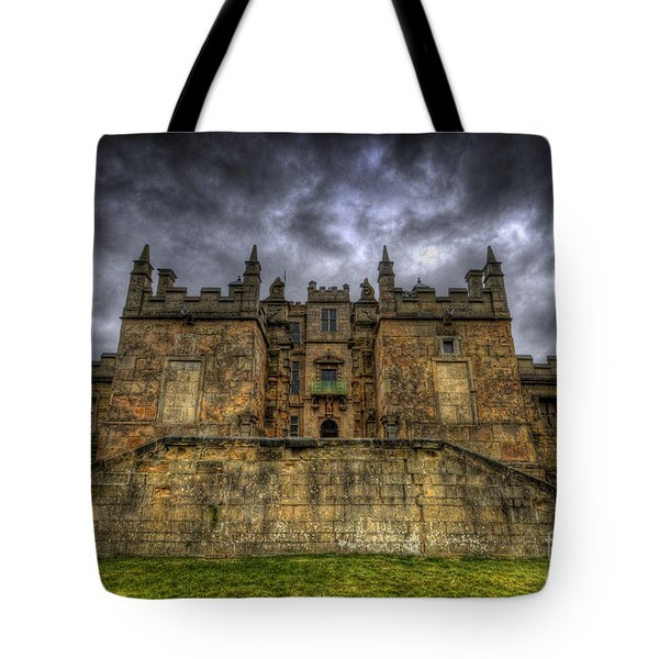 Bolsover Castle Tote Bag