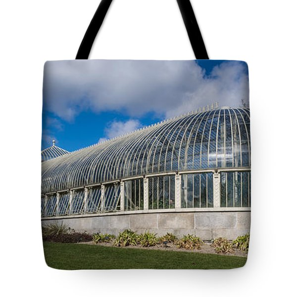 Botanical House Tote Bag by Martina Fagan