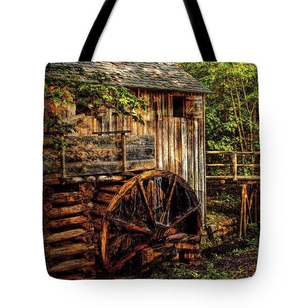 Cades Cove Mill Tote Bag
