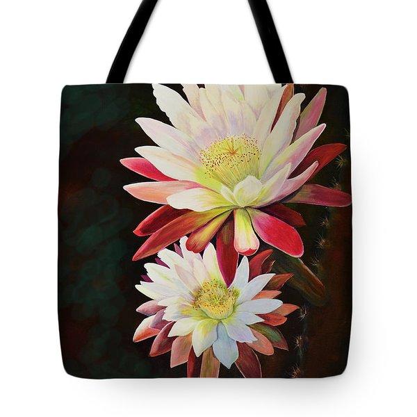 Cereus Business Tote Bag