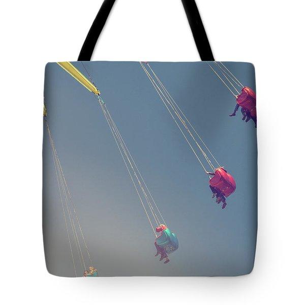 Chairoplane Tote Bag