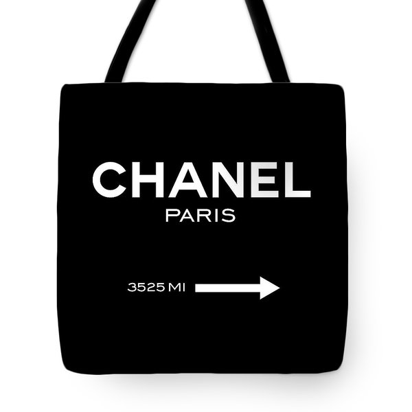 Chanel Paris Tote Bag