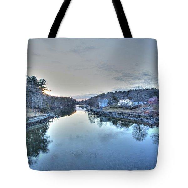 Chauncy Creek Tote Bag