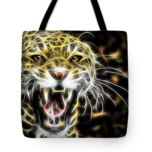 Cheetah Collection Tote Bag
