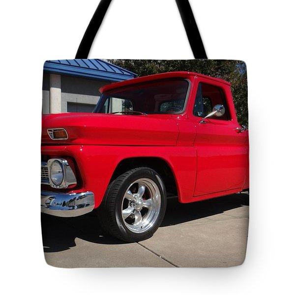 Chevrolet C10 Tote Bag