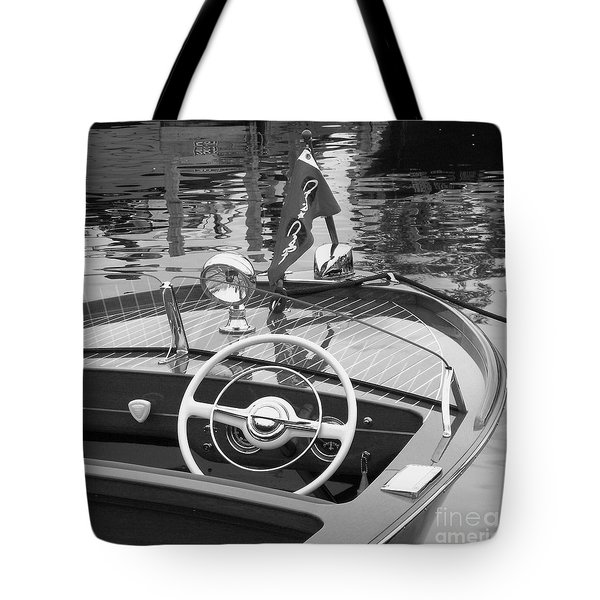 1950's Sportsman Tote Bag