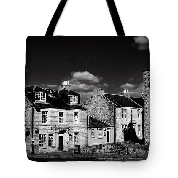 Clackmannan Tote Bag