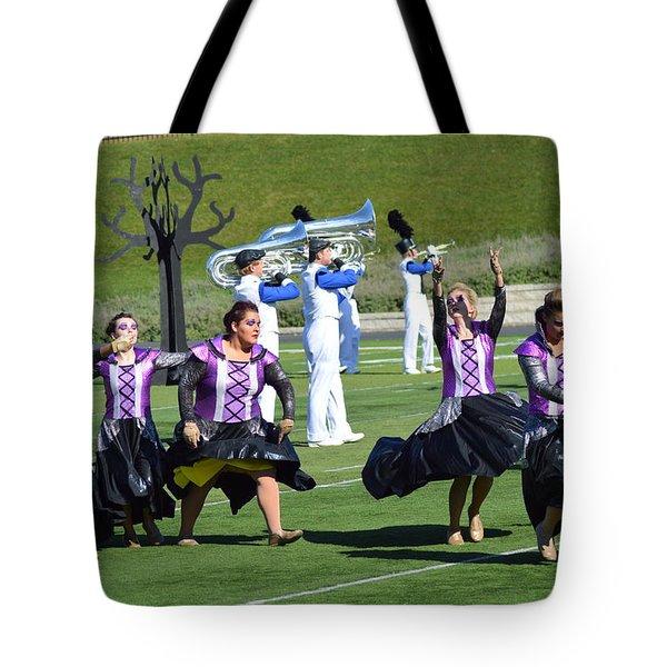 Colorguard Competition Tote Bag