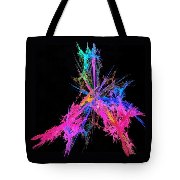 Tote Bag featuring the digital art Community by Digital Photographic Arts