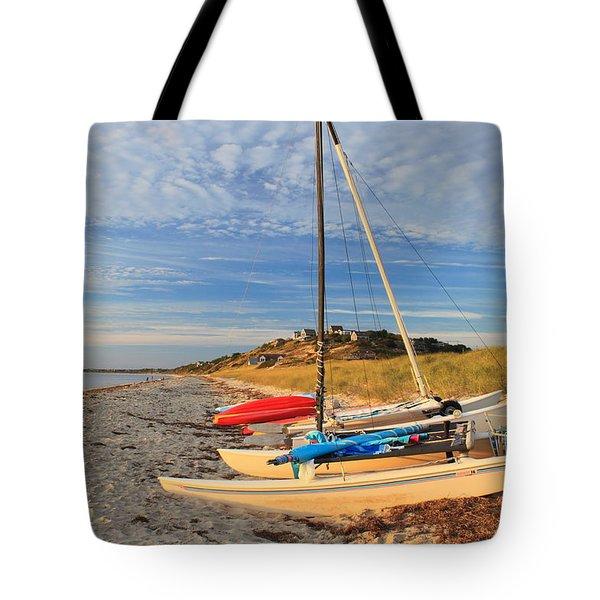 Corn Hill Beach Truro Cape Cod Tote Bag